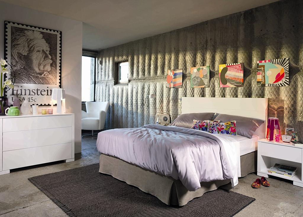 Cuadros decoracion dormitorios decorar las paredes con - Decoracion cuadros dormitorio ...
