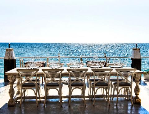 Mirando al mar for Viveros barcelona
