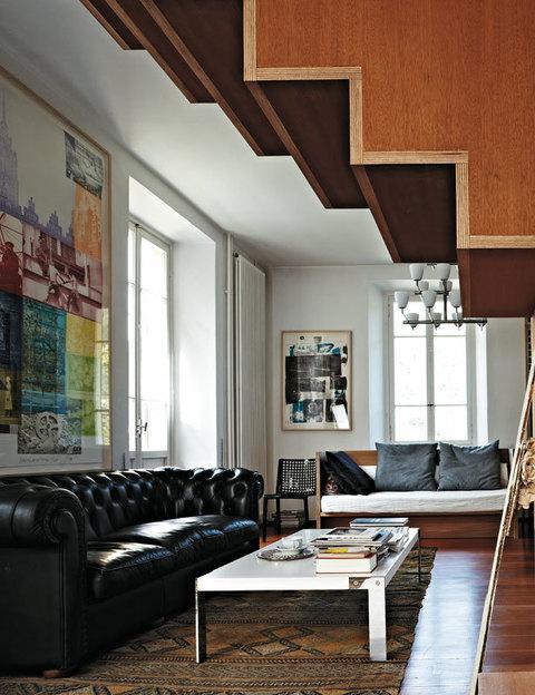 Salones de sobresaliente for Renovar salon clasico