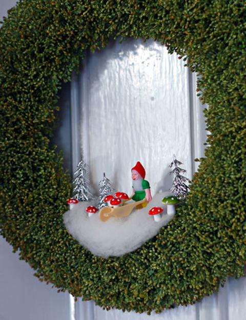 Adornos de navidad para hacer en casa good cmo hacer - Adornos de navidad para hacer en casa ...