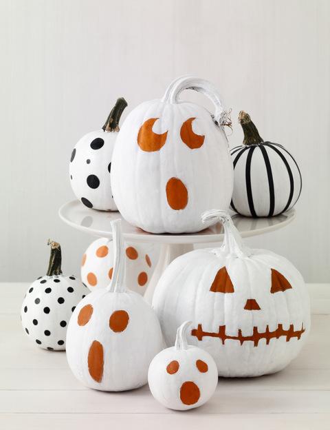 Que te den calabazas - Calabazas de halloween pintadas ...