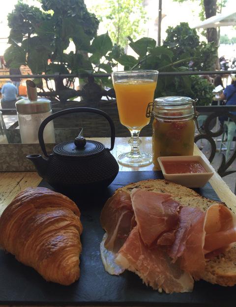 Desayunos con firma - Harina puerta de alcala ...