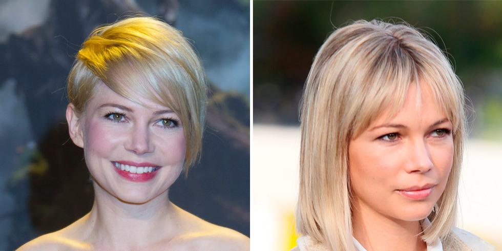 cómo dejar crecer el pelo corto (según las 'celebrities')