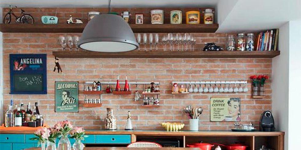 quiero una cocina vintage