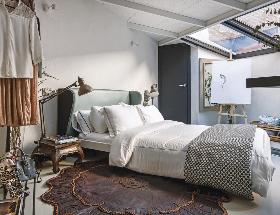 Segundo dormitorio del loft