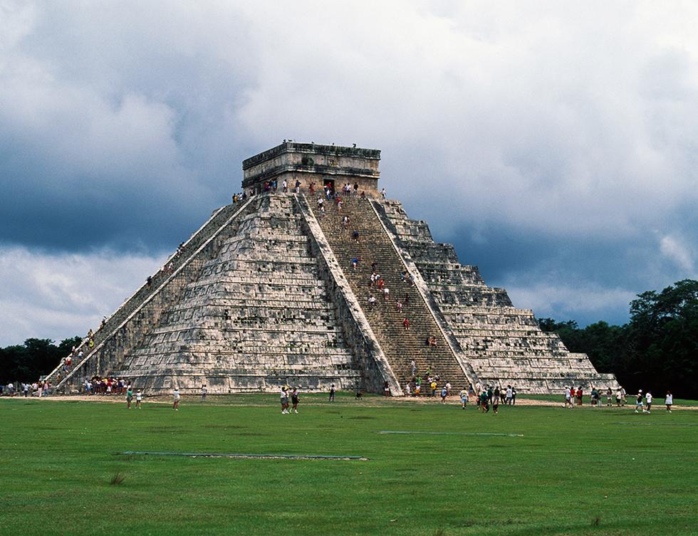 son los restos ms importantes de la cultura maya y el punto ms visitado de
