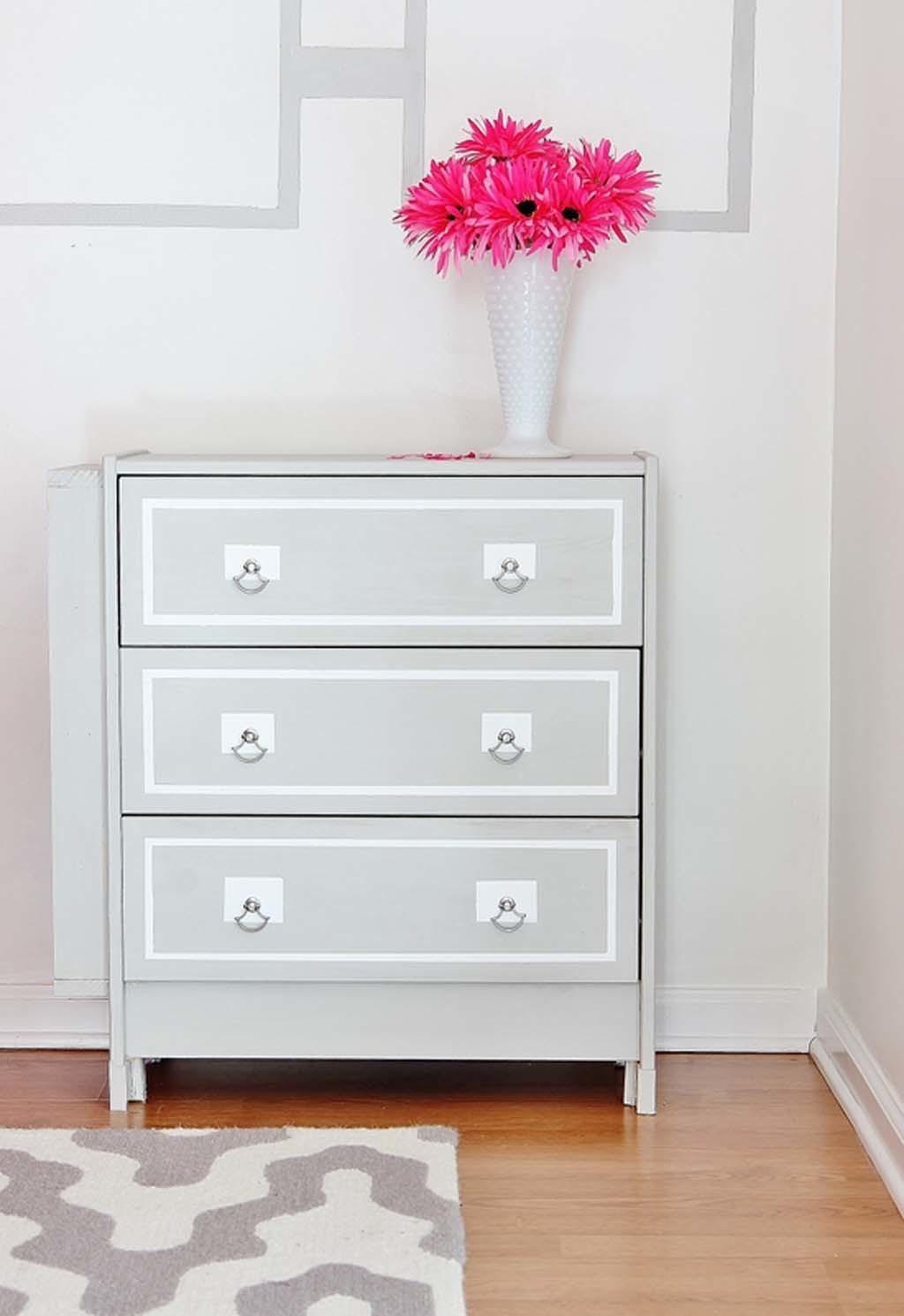 Como Customizar Muebles Ikea Como Transformar Muebles De Ikea  # Customizar Muebles