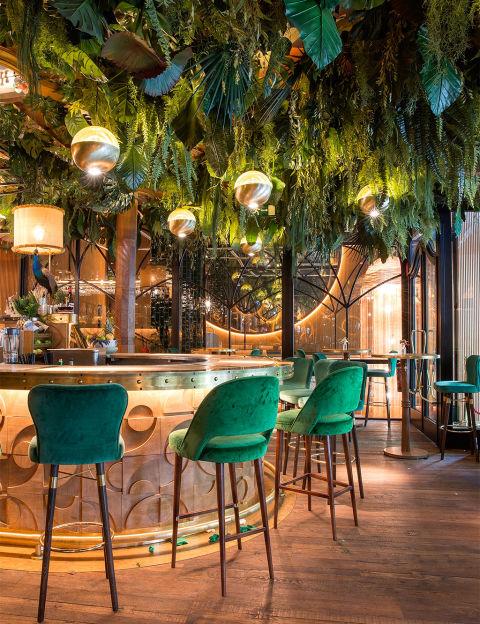 La Vuelta Restaurant