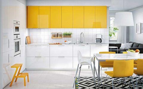 Qu cool mi cocina en el sal n for Ikea cita cocinas