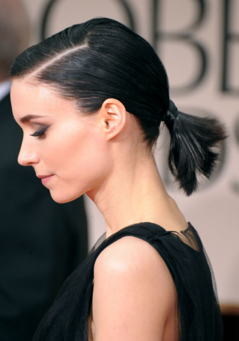 Para pelo corto (Rooney Mara)