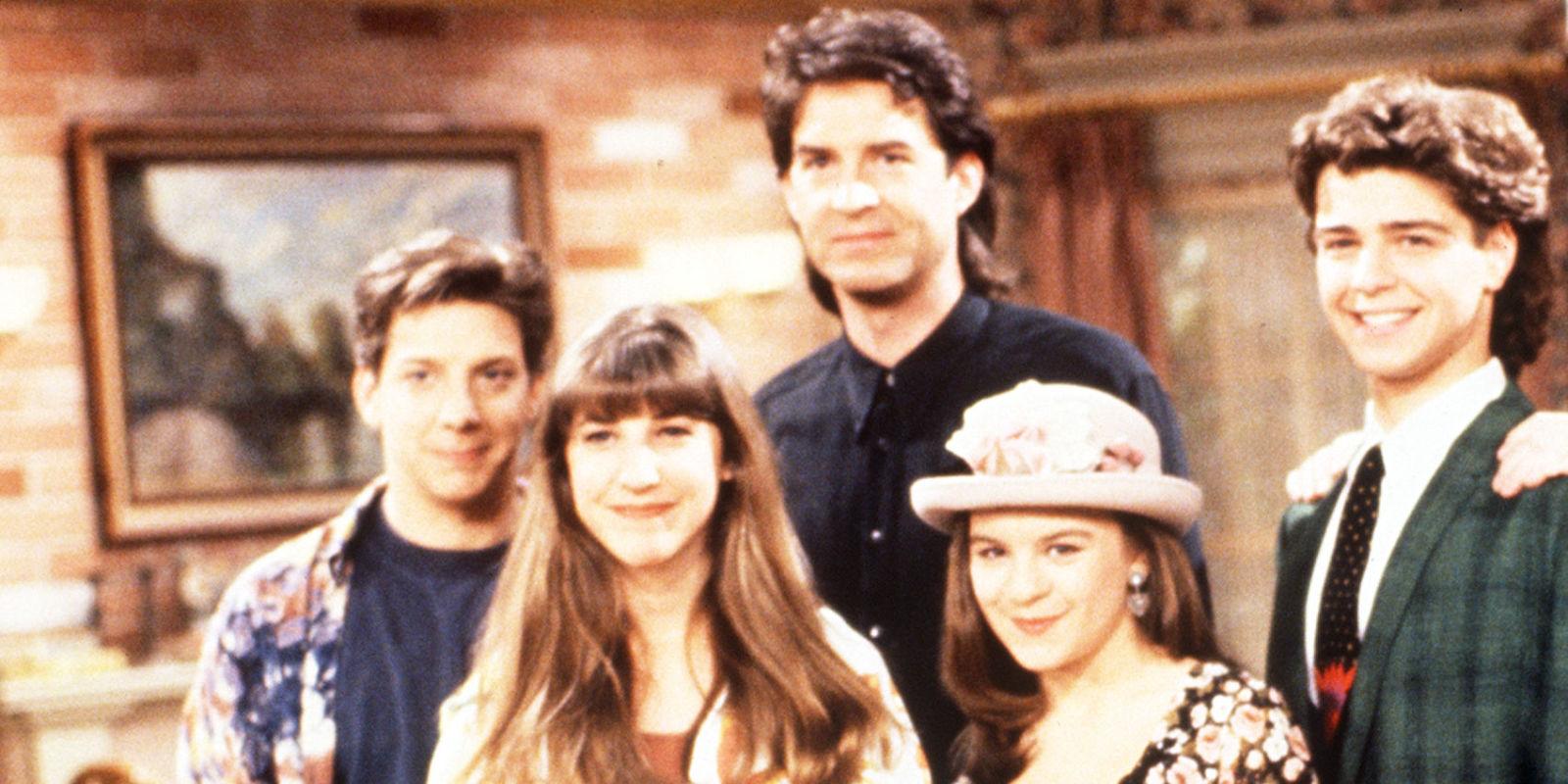 Así está el reparto de 'Blossom' 22 años después