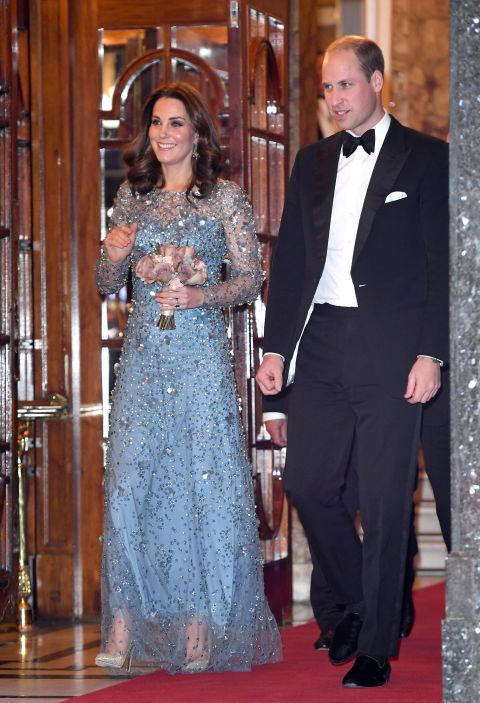 El Estilo De Kate Middleton En Su Tercer Embarazo