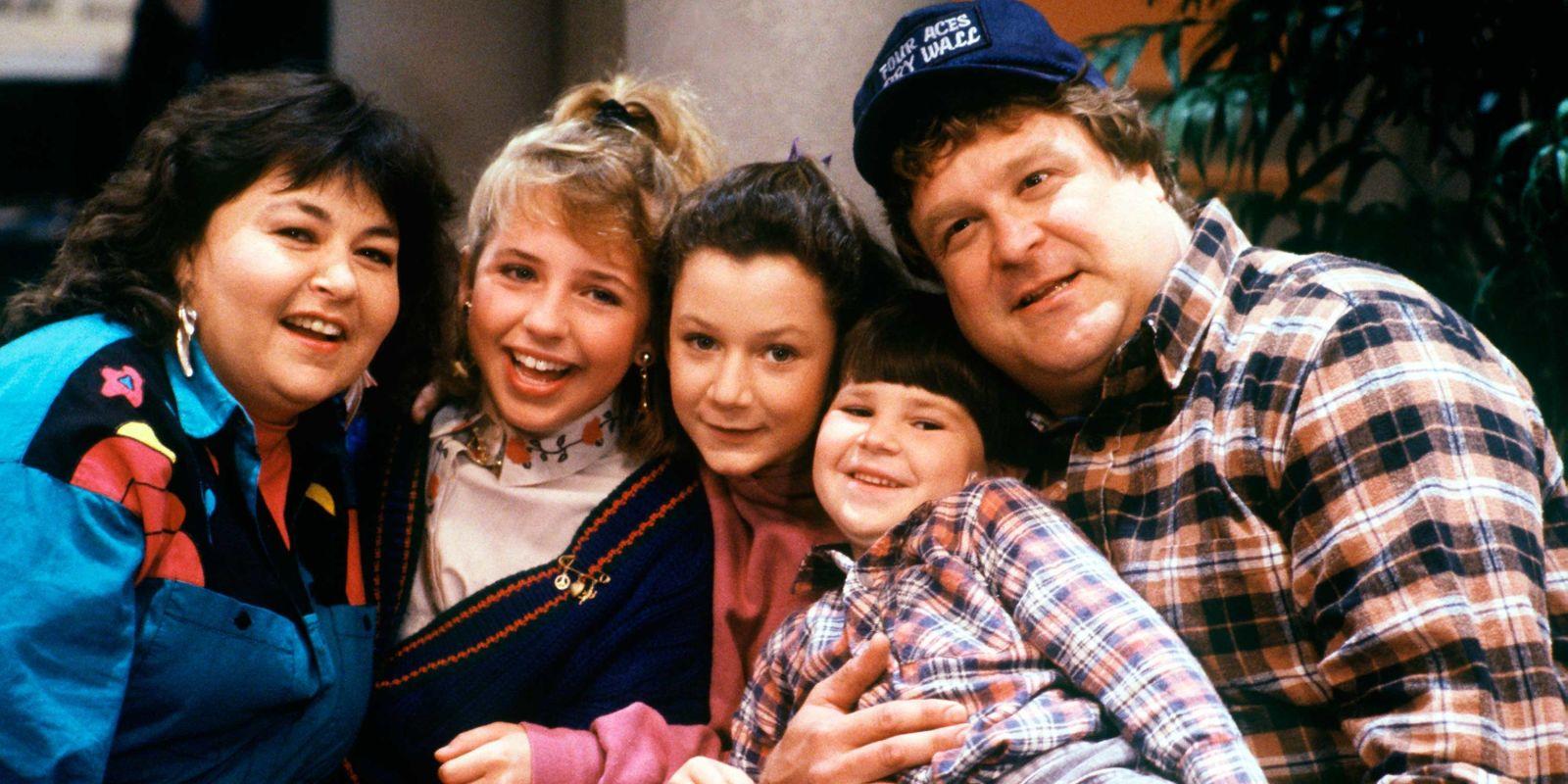 ¿Qué fue de los actores de 'Roseanne'?