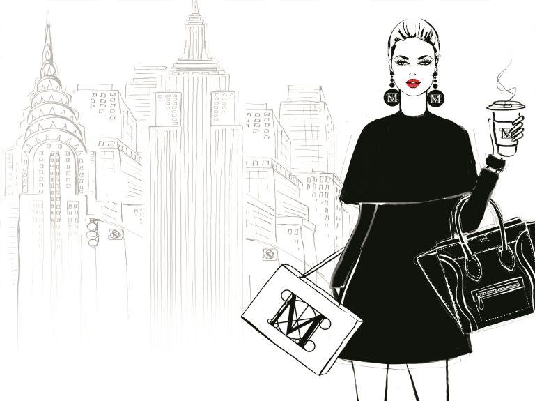 Nueva York a través de la moda