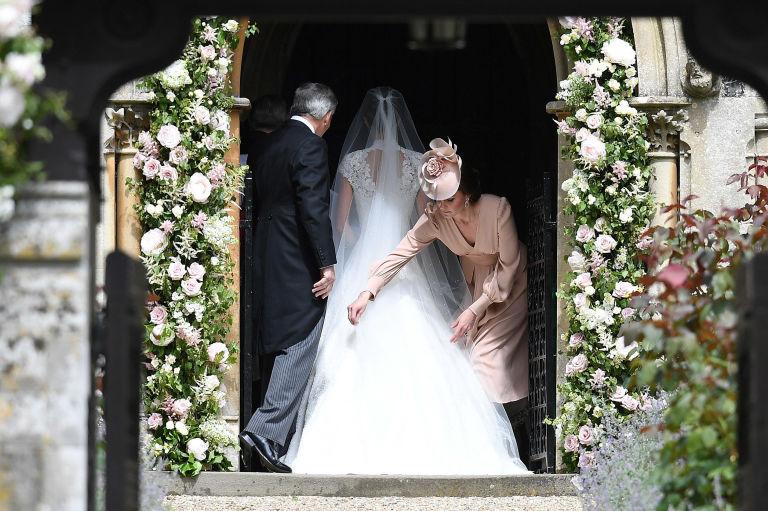 gallery 1495366279 gettyimages 685728874 - La boda de cuentos de hadas de Pippa Middleton