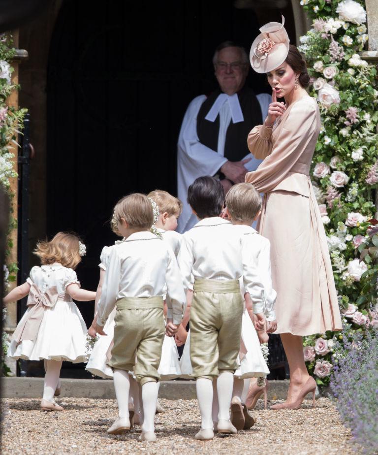 gallery 1495366236 gettyimages 686095302 - La boda de cuentos de hadas de Pippa Middleton